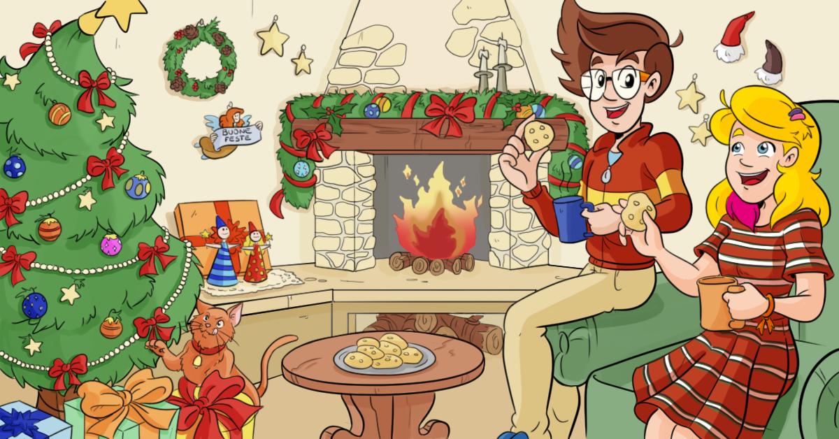 Mark e Debby - Natale