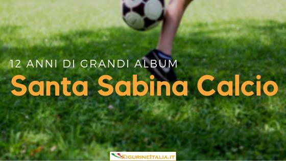 12 anni di album per la Santa Sabina Calcio