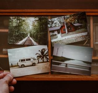 Album fotografico fai da te? Ancora meglio… figurine fai da te!